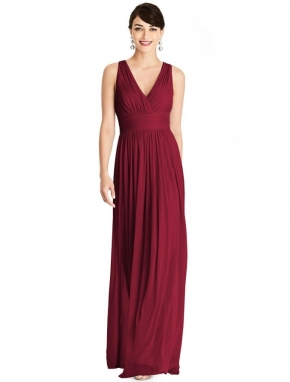Dessy-Bridesmaid D744 front